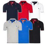 U.S. POLO ASSN. Herren Poloshirts für 16,99€ (statt 28€)