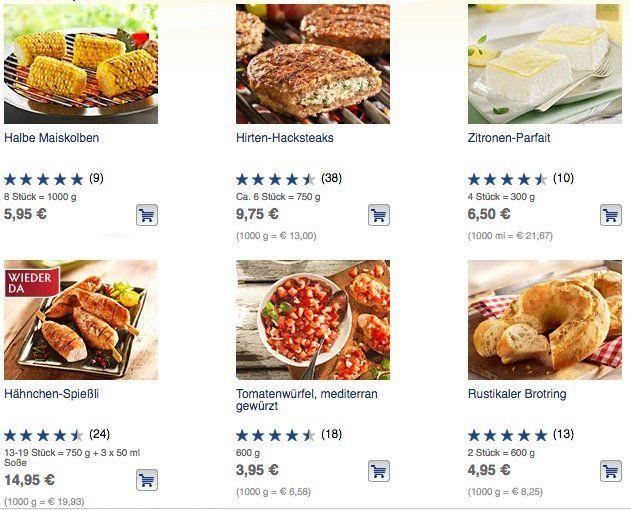 Nur noch heute! Essen für 40€ bei Bofrost bestellen und nur 10€ zahlen   nur Neukunden