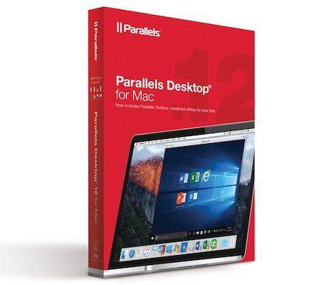 Parallels Desktop 12 für Mac (1 Gerät) für 34,98€ (statt 55€)