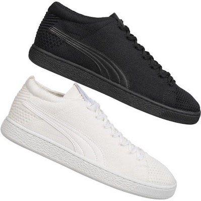 Puma Basket evoKNIT 3D Herren Sneaker für 22,13€ (statt 35€)