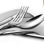 Broggi Zefiro Besteckset 18-teilig für 25,90€