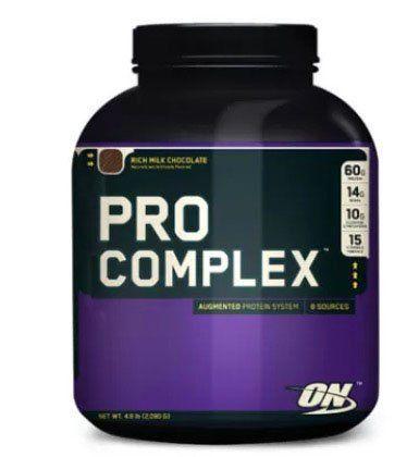 Optimum Nutrition Pro Complex Protein (Erdbeere, 1440g) für 24,99€ (statt 47€)   MHD 31.8.2017