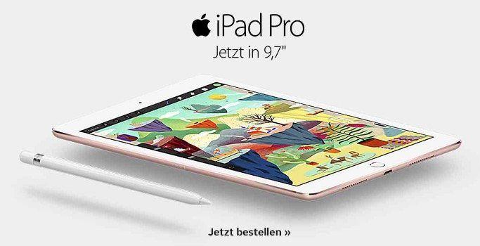 Nur heute! 10% auf Elektronik (Apple und Co.) bei OTTO + 15€ Neukunden   z.B. iPad 2017 32GB für 336,24€