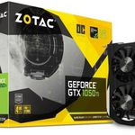 Zotac Geforce GTX 1050 Ti OC 4GB + Rocket League Key für 135€