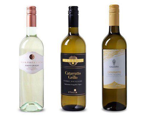 Italienische Weine ab 3,49€ pro Flasche   6 Flaschen MBW!
