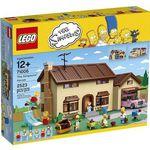 LEGO Simpsons Haus (71006) für 159,98€ (statt 200€)