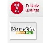 klarmobil Allnet-Flat im Vodafone Netz mit 1GB für 7,85€mtl.