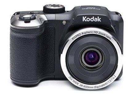 Kodak Pixpro AZ251 Digitalkamera für 103,98€ (statt 132€)