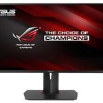 Asus ROG PG278QR – 27 Zoll Gaming-Monitor mit max. 165 Hz und G-Sync für 599€ (statt 656€)