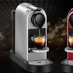 Krups CitiZ Nespresso-Maschine + 20 Kapseln für 106€ (statt 122€) oder Krups CitiZ & Milk für 156€ (statt 180€)