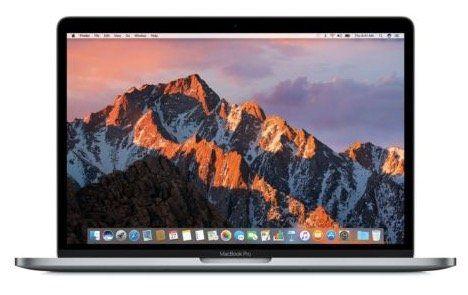 Macbook Pro MPXQ2D/A   13 Zoll mit 128GB SSD für 1.177€ (statt 1.270€)