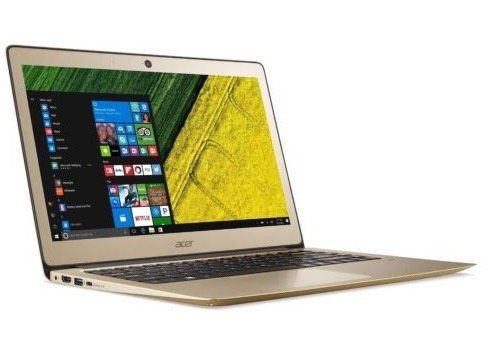 Acer Swift 3 SF314   14 Zoll Full HD Notebook in Gold für 468,77€ (statt 629€)