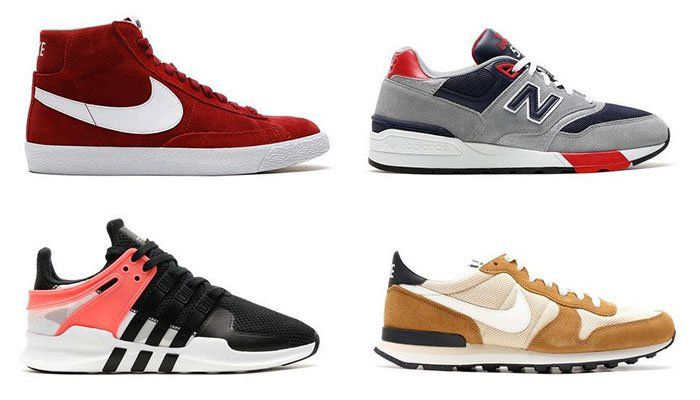 Sneaker Sale mit 20% Gutschein bei Inflammable