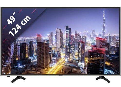 Hisense H49M3000   49 Zoll 4k Fernseher für 377,40€ (statt 427€)