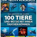 Unterwasser Jahresabo für nur 19,95€ (statt 75,60€)