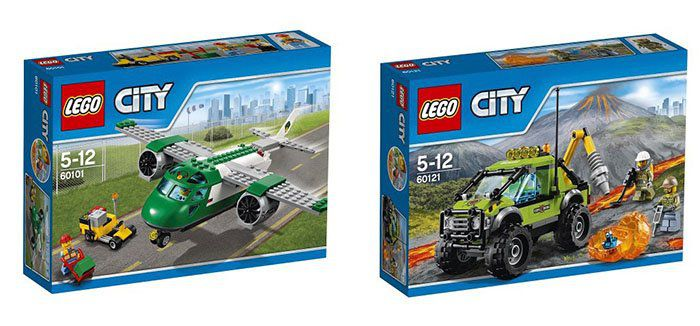 Lego City Sets ab 8,94€ bei ToysRUs