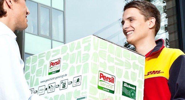 Persil Reinigungs Service mit 10€ Neukunden Gutschein