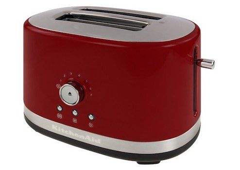 KitchenAid 5KMT2116EER   2 Scheiben Toaster für 79,90€ (statt 98€)