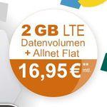 Telekom Magenta Mobil S mit 2GB LTE für eff. 16,95€mtl. – junge Leute sogar 4GB!