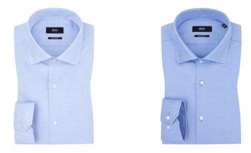 2er Pack Hugo Boss Business Hemden für 90€ (statt 110€)