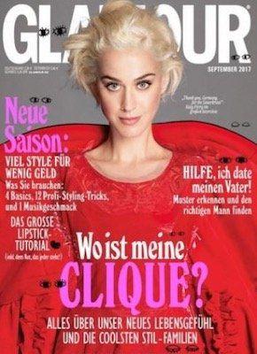 12 Ausgaben Glamour für 28,80€ inkl. 25€ Gutschein oder Verrechnungsscheck