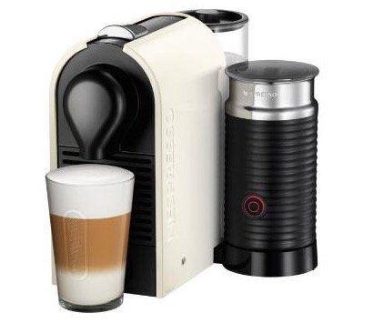 Krups XN2601 Nespresso UMilk Kaffeekapselmaschine + 16 Kapseln für 109,99€ (statt 169€)