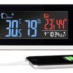 ADE WS 1601 Funk-Wetterstation mit USB Anschluss für 27,99€ (statt 33€)