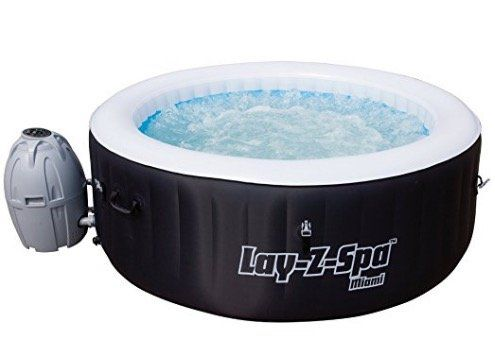 Bestway Lay Z Spa Miami Whirlpool (180 x 66 cm) für 226€(statt 312€)