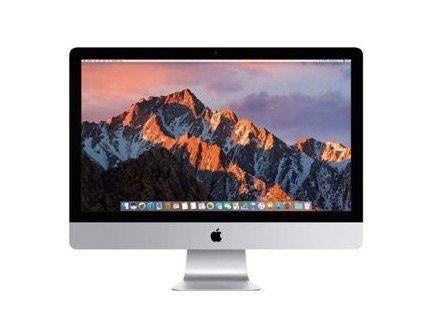 Fehler? iMac 27 Zoll (2017) mit 5K Retina Display (i7, 16GB, 512GB SSD) für 2.584,99€ (statt 3.119€)
