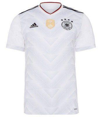 Letzte Chance: DFB Confed Cup Heimtrikot inkl. Spieler Flock für 26,50€