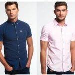 Superdry Damen und Herren Hemden neue Modelle für je 24,95€