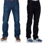 30% Rabatt auf alle Levi's Jeans bei Jeans-Direct bus Mitternacht – z.B. Levis Herren Jeans Short 502 Taper Hemmed für 21,78€(statt 40€)