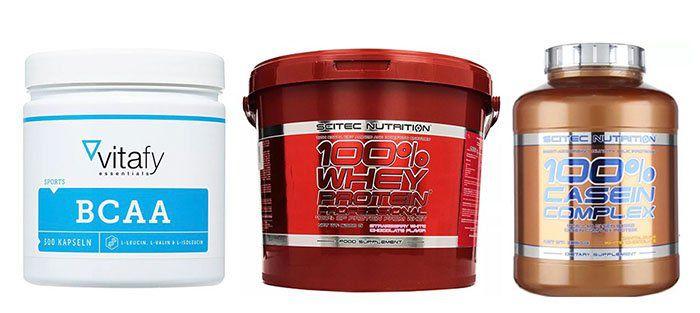 40% im vitafy Sale   z.B. 5kg Scitec Whey Professional für 56,93€ (statt 77€)