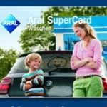 2er Pack Aral SuperCard Waschen + 2 Gutscheine für das PetitBistro für 27,99€ (statt 40€)