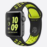 Apple Watch Series 2 Nike+ 38mm mit Sportarmband für 292,97€ (statt 389€)