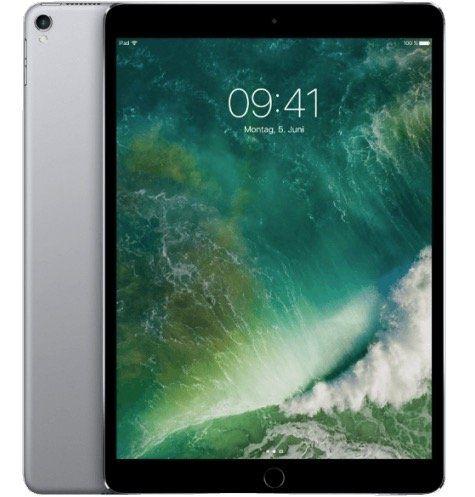 Apple iPad Pro 10.5 Zoll mit 256GB 4G + WiFi (B Ware) für 719€ (statt 789€)