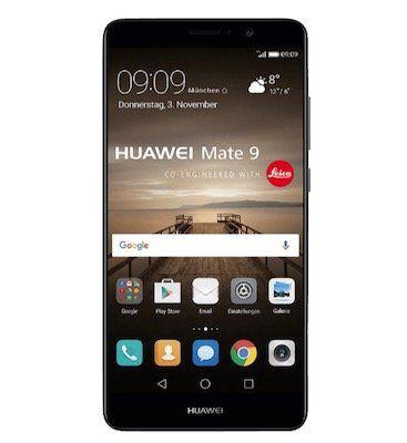 Huawei Mate 9   5,9 Zoll Full HD Smartphone mit 64GB für 379€ (statt 439€)
