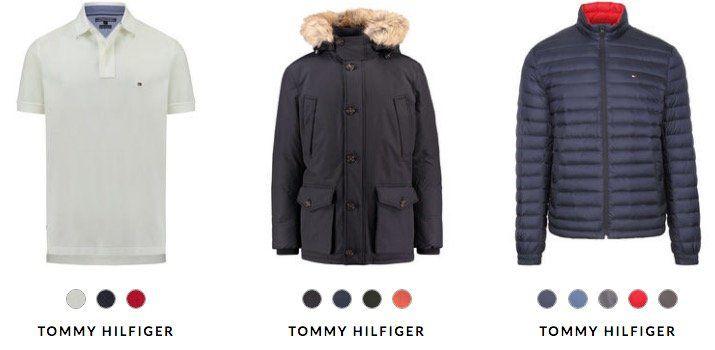 10% auf Casual Looks + 5€ Gutschein   z.B. Tommy Hilfiger Poloshirt ab 35,91€