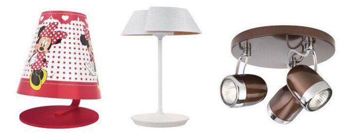 Philips Lampen Sale bei vente privee   z.B. Philips Pendelleuchte Tarn für 75,90€ (statt 180€)