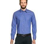 Gabano Herrenhemden (Modern Fit) mit Kentkragen für 35,90€