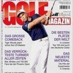 12 Ausgaben vom GOLFmagazin für 82,80€ inkl. 75€ Gutschein