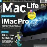 Mac Life Jahresabo für 94,80€ + 60€ BC Gutschein