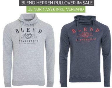 BLEND Sweat    Herren Hoodies für 17,99€