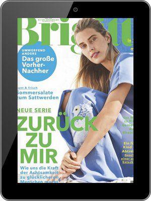 3 Monate Brigitte Digital e Paper gratis