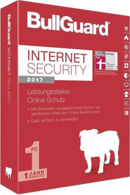Nur heute! BullGuard Internet Security 17 gratis