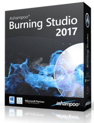 Ashampoo Burning Studio 2017 gratis
