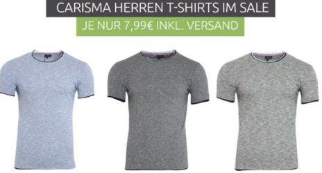 CARISMA Casual Herren Fashion Sale   z.B. die Sweat Herren Langarm Shirts für 9,99€ (statt 20€)