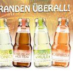 4 Flaschen Cocktail Plant kostenlos dank Cashback
