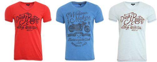 COLORADO DENIM Herren Shirts für 7,99€ bis 9,99€