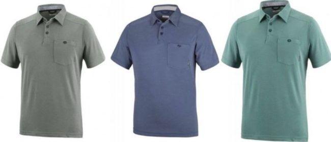 Columbia Sun Ridge II Novelty Herren Poloshirts für je 24€